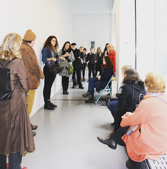 Relatively Speaking: A guided walking tour across three city art galleries