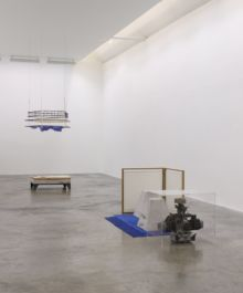 Aleana Egan, A House and It's Head, Kerlin Gallery, 2017, installation view