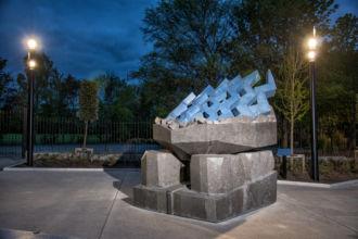 Alice Rekab, 'Breaking Emmet's Block', 2017, SDCC - Commemorative Plaza