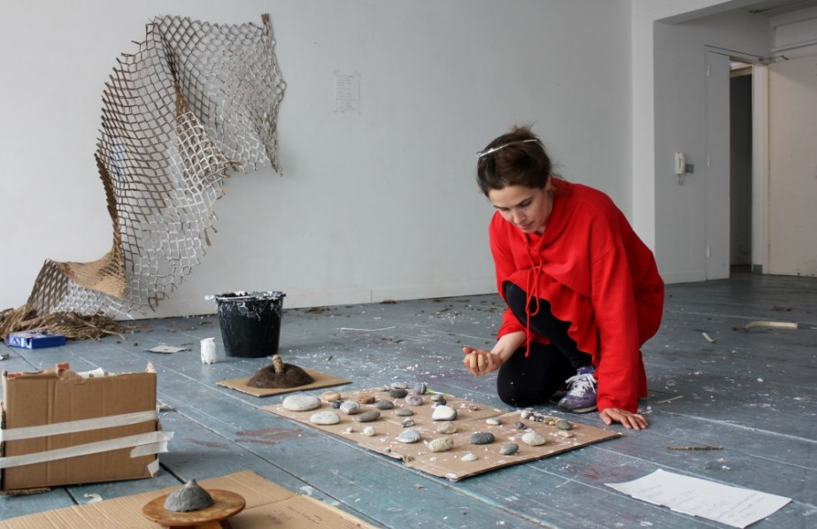 Temple Bar Gallery + Studios announces Finnish recipient of HIAP/TBG+S Residency Exchange 2018  Emma.JPG