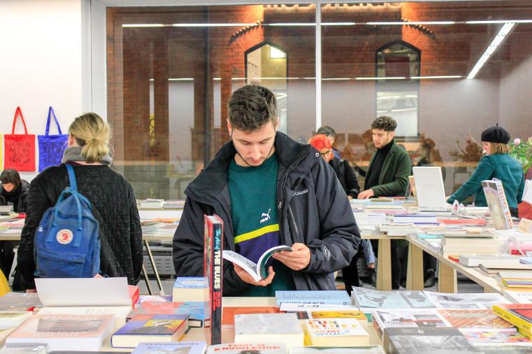 Dublin Art Book Fair 2020