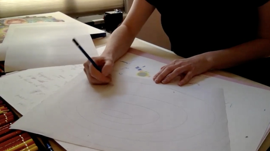National Drawing Day: Drawing in My Practice