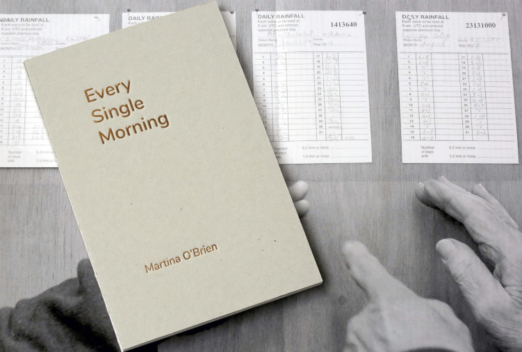 Book Launch: Martina O'Brien 'Every Single Morning'