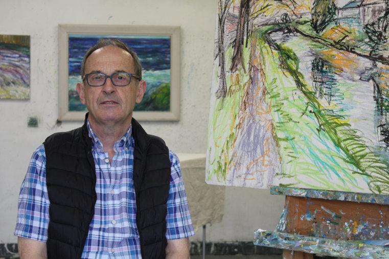 Meet the Artist Sean Fingleton