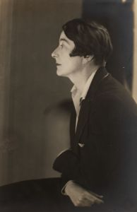 Eileen Gray by Berenice Abbott