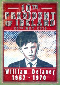 Seamus Nolan 10th President exhibition
