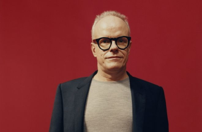 Hans Ulrich Obrist. Photo: Tyler Mitchell