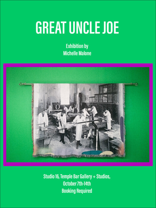 Michelle Malone 'Great Uncle Joe'