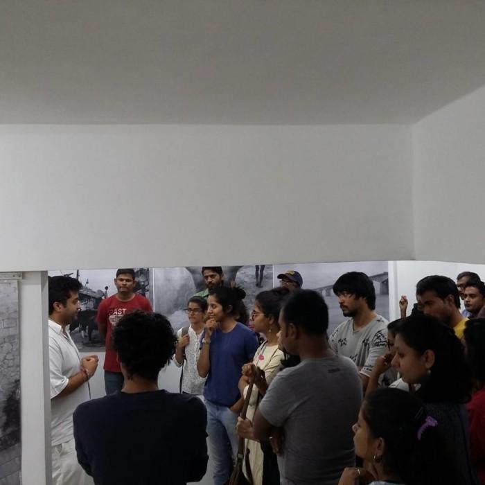 Curator Talk: Sumesh Sharma