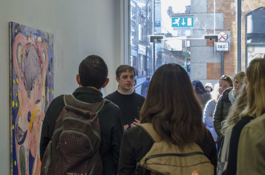 Lunchtime Recap: Exhibitions by Aileen Murphy + Dragana Jurišić