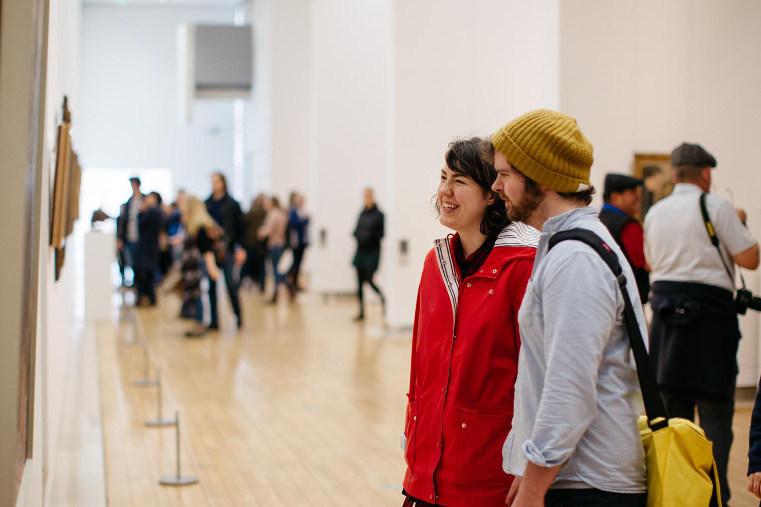 "DABF19 Curator's Tour: ""Bauhaus 100: The Print Portfolio"""