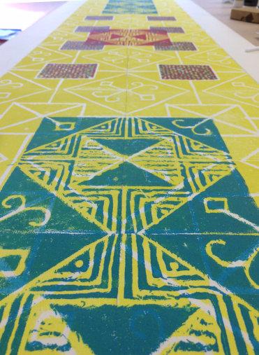 DABF19 Workshop: Roll, Print, Repeat! - Wallpaper Printing