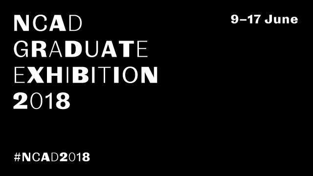 Supporters Club Curator's Pick | NCAD Graduate Exhibition 2018