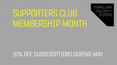 10% Discount on TBG+S Supporters Club Membership  SC_membership_month_-_grey.jpg