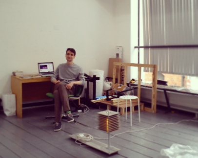 Temple Bar Gallery + Studios announces new Membership Studio Artists 2015/16  Shane_McCarthy.jpg