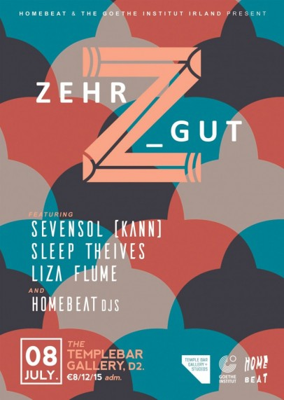 Zehr Gut presents: Sevensol (Kann), Sleep Thieves + Liza Flume