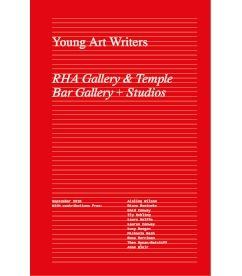 Young art writers 2018 profile