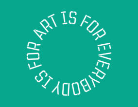 Art Is For Everybody Site