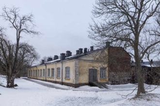 HIAP - Helsinki International Artist Programme. Photo: Sergio Urbina