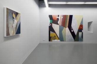Lucy Mc Kenzie, Tour Donas, Temple Bar Gallery + Studios, Installation image, 2021. Photo: Bowe O'Brien Photography