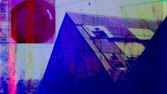 Richard Proffitt, You're Not Dreaming Anymore II (Still), 2020, Digital video, 1 min, colour, sound
