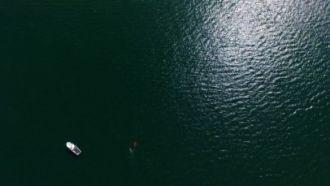 Vanessa Daws, The Lambay Solo Swim Expedition 2015