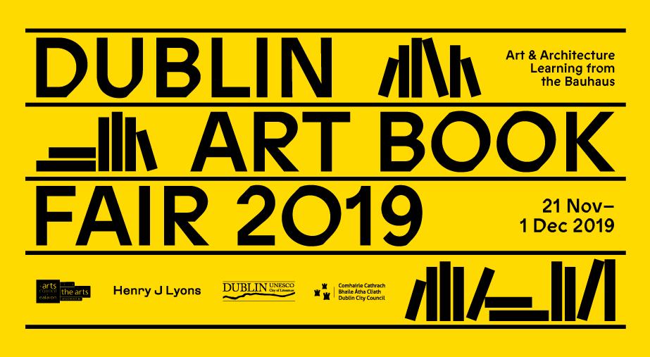 Open Call: Artist Books for Dublin Art Book Fair 2019