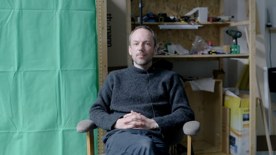David Beattie. Photo: Louis Haugh