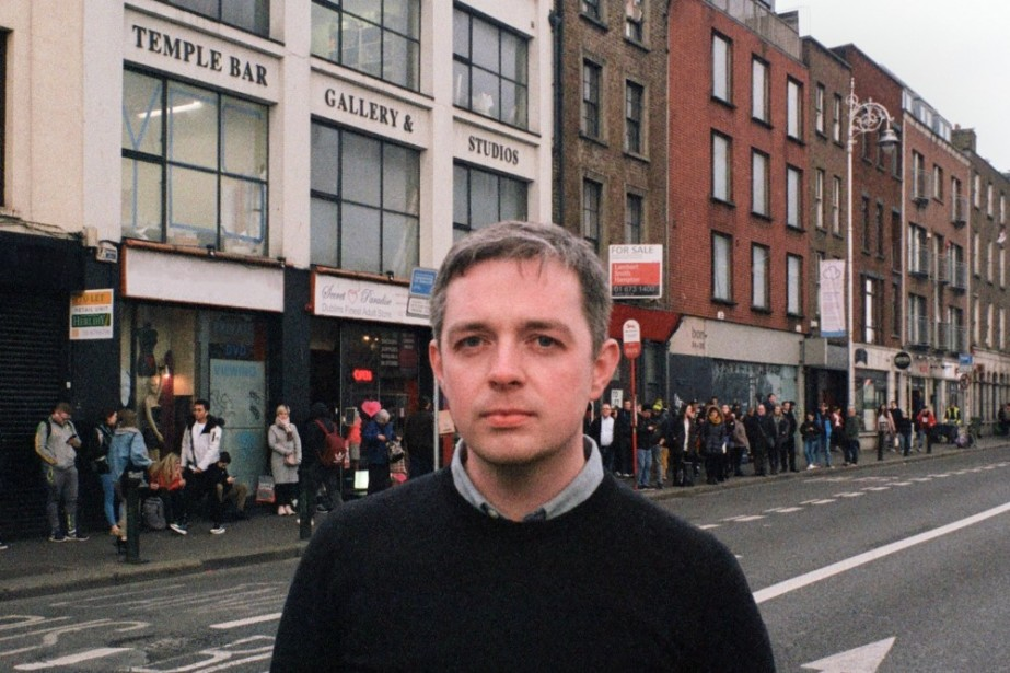Temple Bar Gallery + Studios appoints Michael Hill as Programme Curator  Photograph of Michael Hill by Eddie Kenrick, March 2019.
