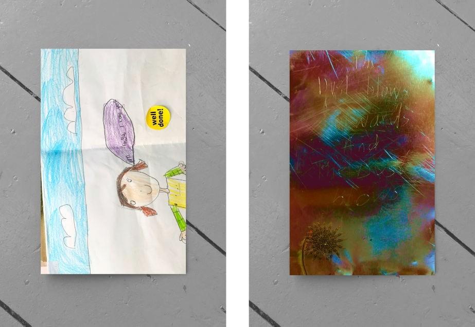 Temple Bar Gallery + Studios launches a new Online Shop  (L) Studio Publication Series #1Aleana Egan, free ideas about the sea. (R)Studio Publication Series #2Richard ProffittThe dust blows forward 'n the dust blows back