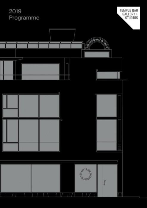 Temple Bar Gallery + Studios 2019 Artistic Programme Launch