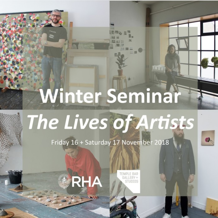 Winter Seminar: The Lives of Artists