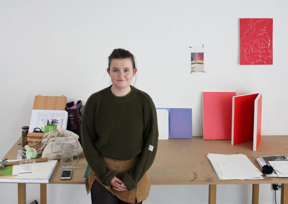 TBG+S Recent Graduate Residency 2019: Eve O'Callaghan