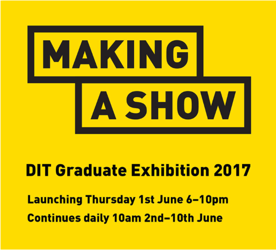 Curator's Pick | DIT Graduate Exhibition 2017